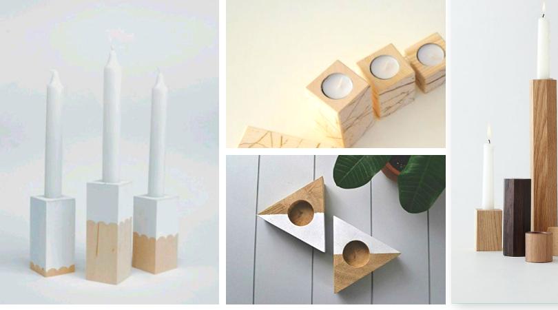 Inspiration for Tea Light Candle Holder Workshop