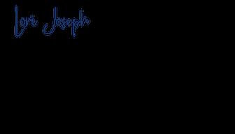 Lori Joseph's Signature
