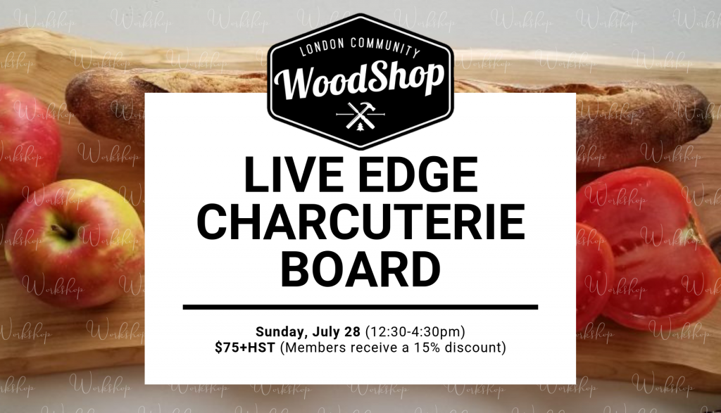 Live Edte Charcuterie - July