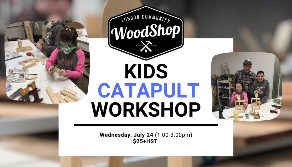 kids catapult workshop