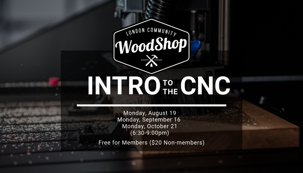 Intro to the CNC